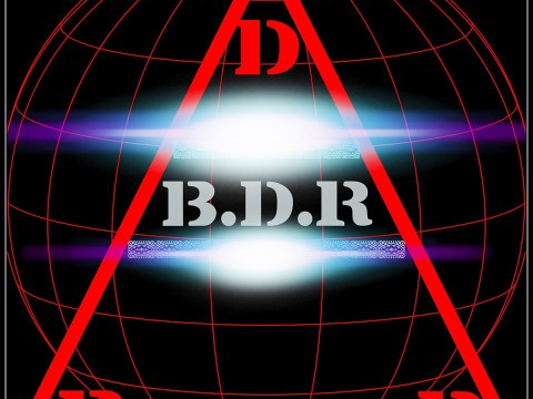 B.D.R. Official Band Logo