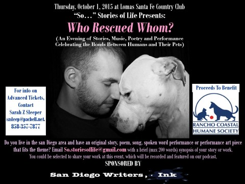 Who rescued whom photo