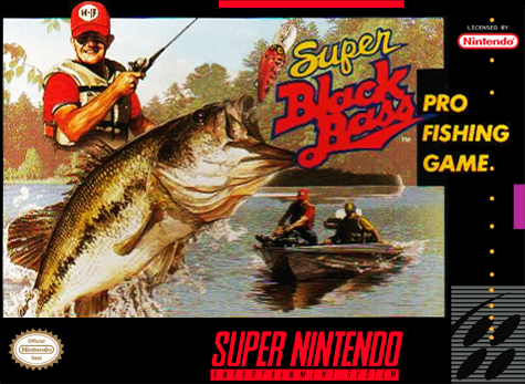 Super Black Bass SNES