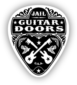 Jail Guitar Doors Logo